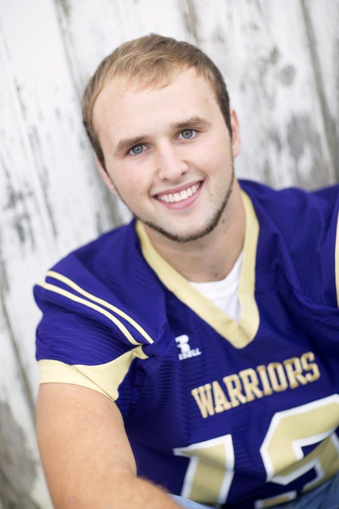 Kyle :: Norwalk Class of 2014 :: Des Moines Senior Photography