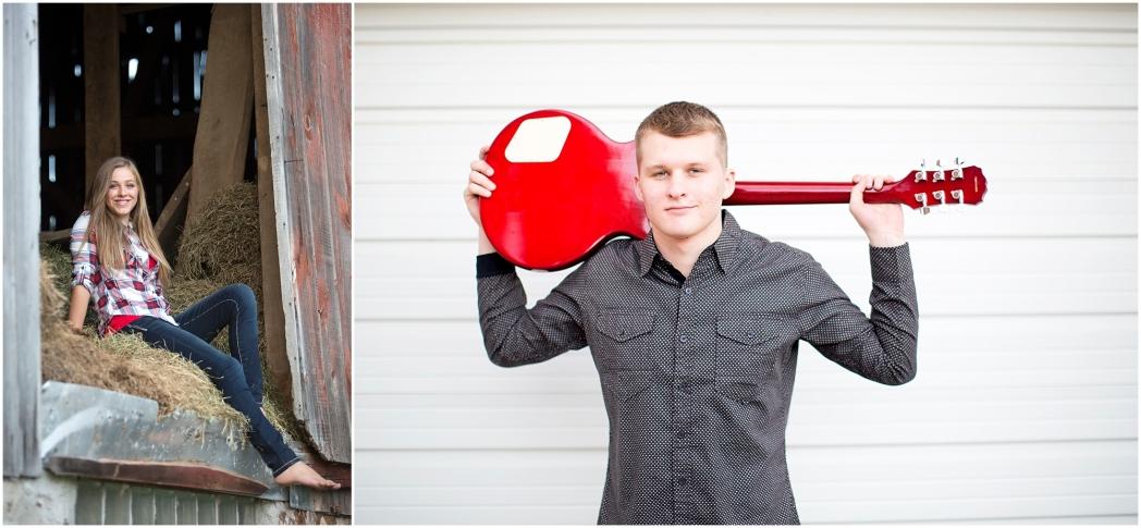 Cassie :: Auburndale Class of 2016 :: Central Wisconsin Senior Portraits