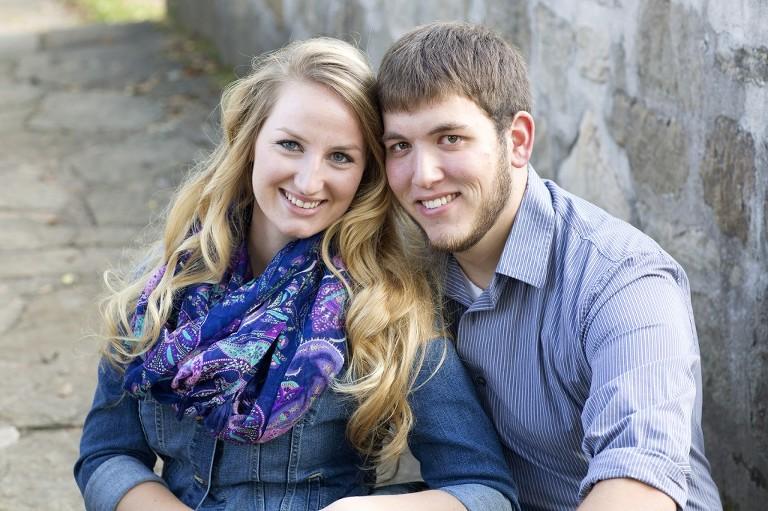Melanie + Tyler :: Stevens Point, Wisconsin Engagement Photography