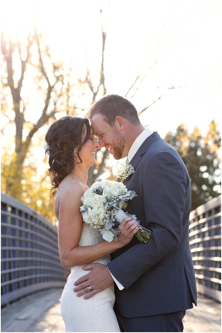 Marshfield Wisconsin Fall Wedding Photography