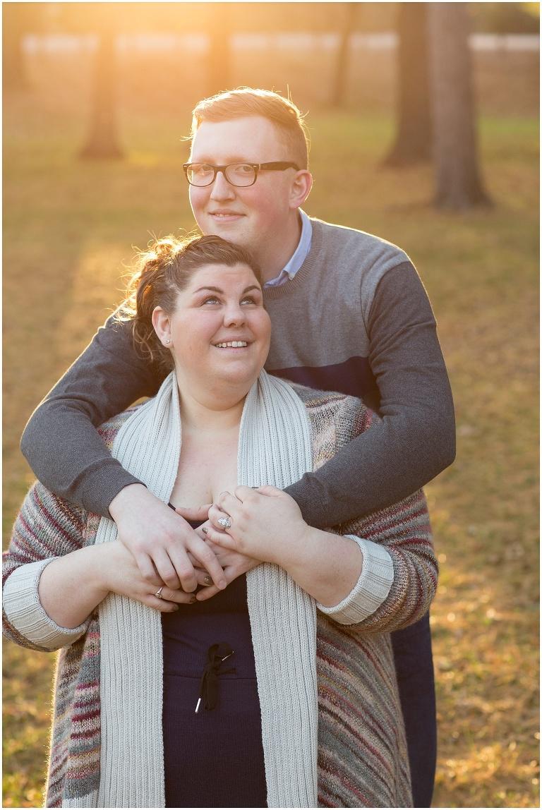 Amanda + Joe :: Stevens Point, Wisconsin Engagement Photography