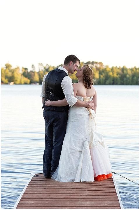 Katie + Alex :: Eagle River, Wisconsin Wedding Photography