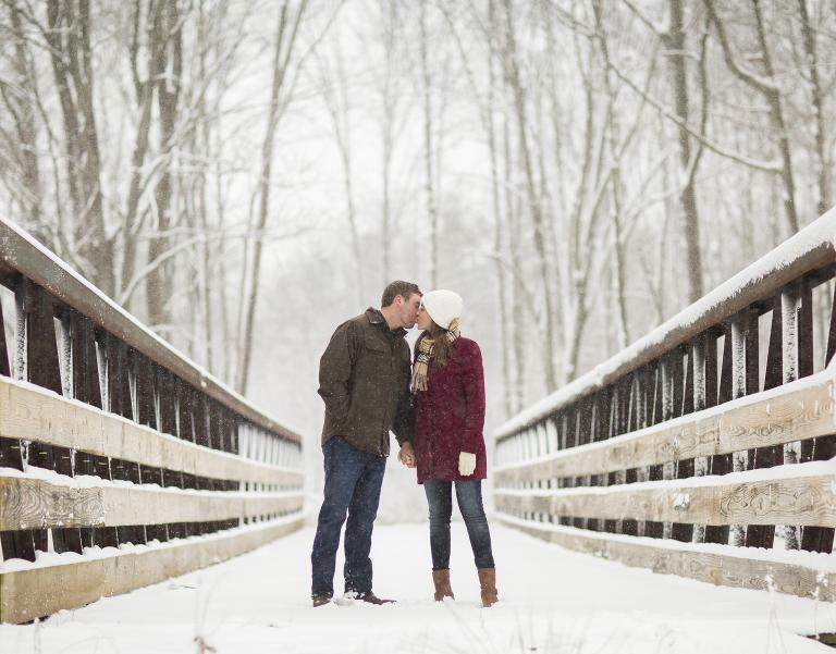 Amanda + Gil :: Wisconsin Rapids, Wisconsin Engagement Photography
